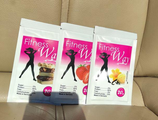 Fitness Way - протеїн жіночий
