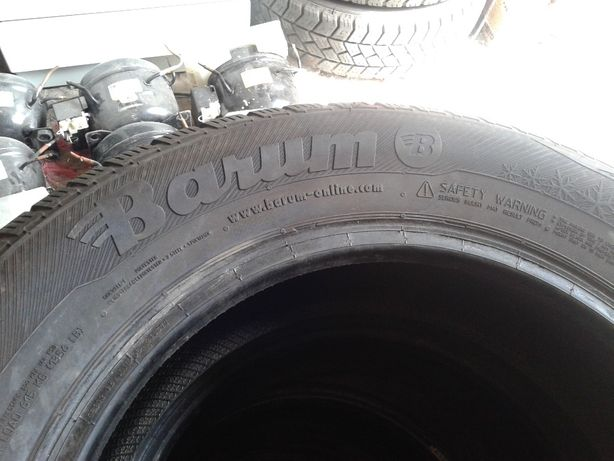 """продам Шини автомобільні Barum """"зима"""" 195/65 R15 (4 шт)"""