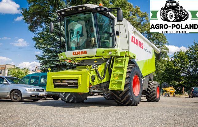 Комбайн зерноуборочный CLAAS LEXION 570 - 2009 год + C600 - 2011 года