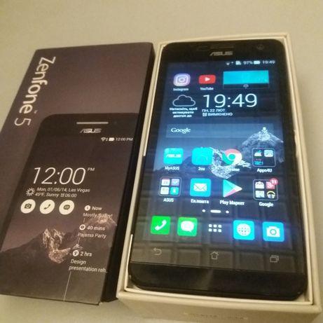 Asus ZenFone 5 A501CG Black Ідеальний стан.