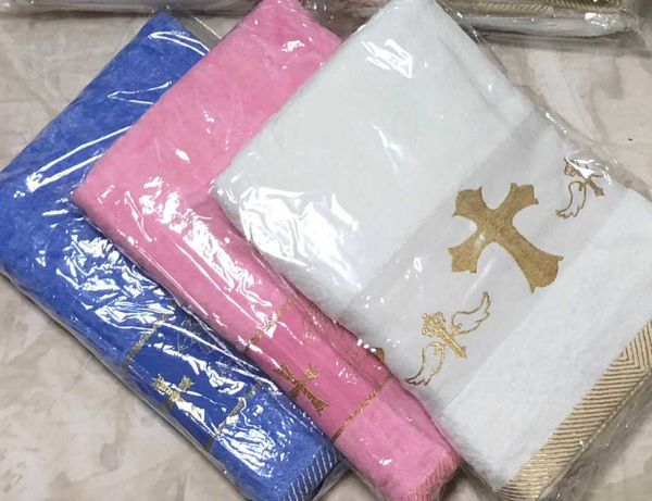 именная крыжма , синяя , розовая крыжма  для крещение крестины