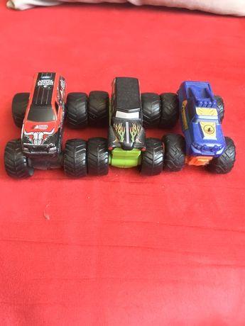 Monstertrucks zabawki