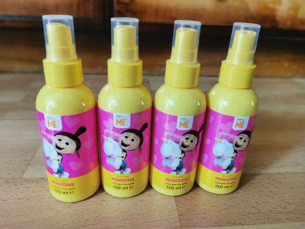 Woda kolonska Avon  Minions 150 dla dziewczynek