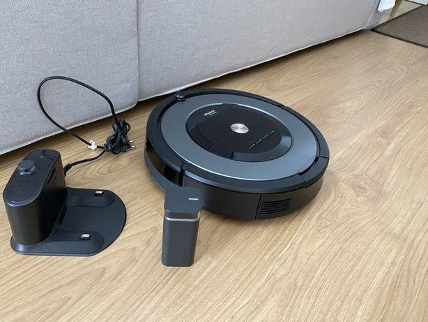 iRobot Roomba 866 com parede virtual