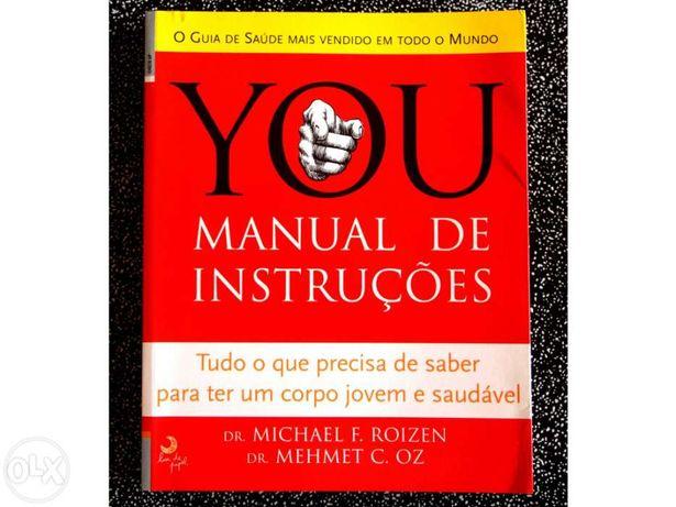 You - manual de instruções michael f. roizen, mehmet oz