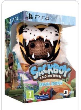 Sackboy: Uma Grande Aventura Edição Especial - PS4
