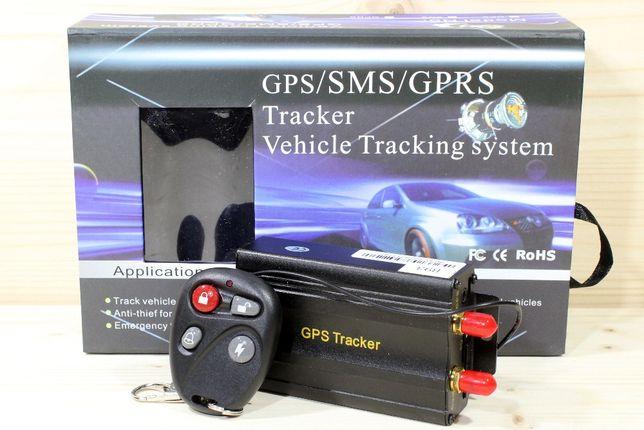 GPS103B localizador de veículos, corte de corrente Remota e Escuta