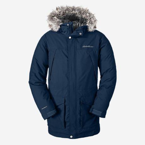 Продам парка Eddie Bauer куртка пухофик