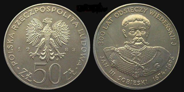 Jan III Sobieski - 300 lat odsieczy wiedeńskiej