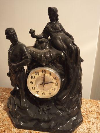 Каминные часы.