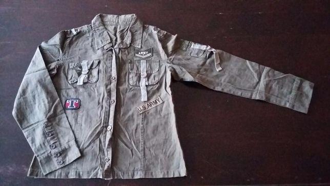 Bluzo- koszulka wojskowa