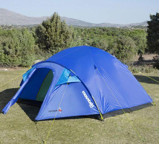 Tenda de campismo x4 Mountain PRO