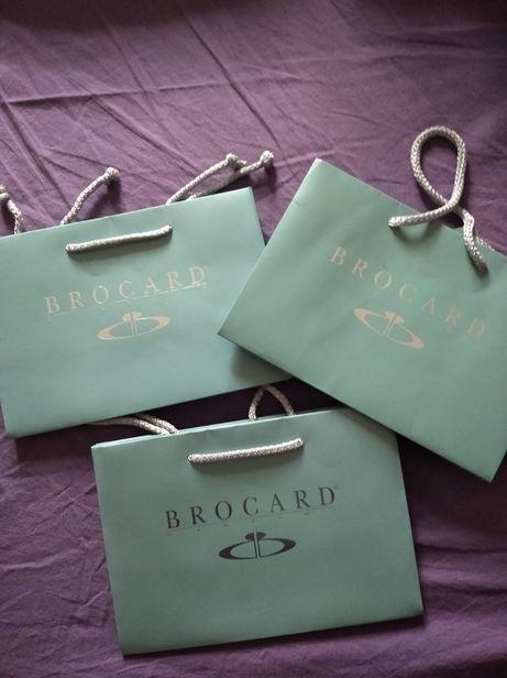 Подарочные пакеты Брокард