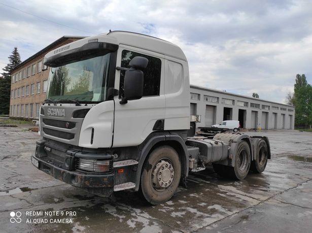 Специализованый грузовой тягач Scania