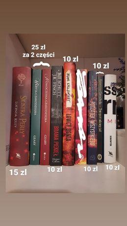 Sprzedam książki w idealnym stanie!!