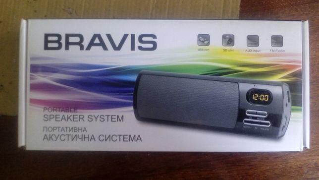 BRAVIS SM125 портативная акустика