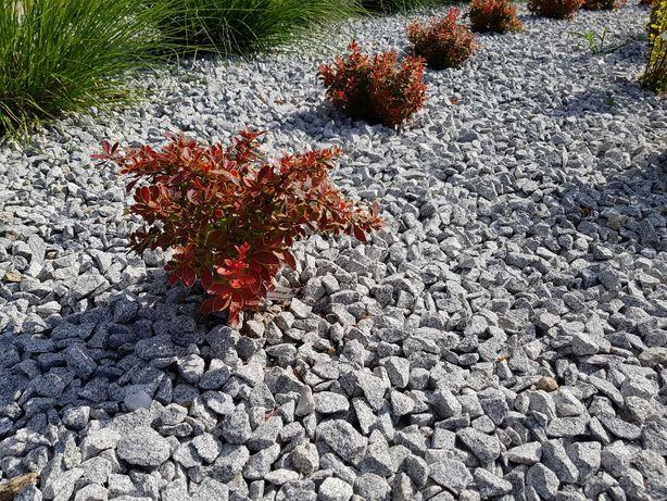 Kruszywo granitowe ,Grys granitowy 16/22 granit Ozdobny 1-3 TONY M