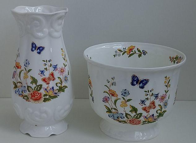 Кашпо, ваза для цветов Aynsley, Англия