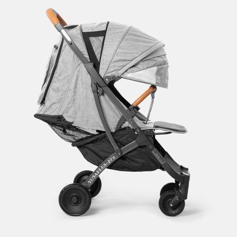 Детская прогулочная коляска Yoya Plus Pro оригинал +подарок утеплитель