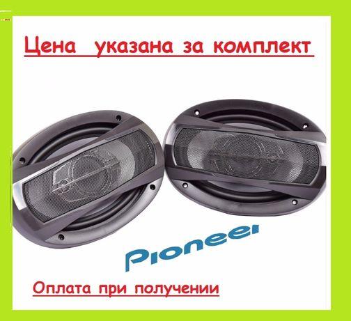 Автоакустика овалы SP-6925 6''*9'' колонки