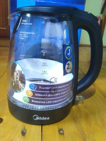 Електричний чайник Midea