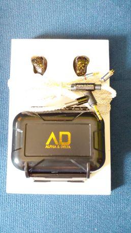 Słuchawki bezprzewodowe Alpha & Delta KS3