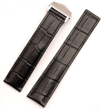 Ремешок для часов из натуральной 100% кожи. 20 мм