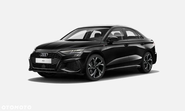 Audi A3 Limousine S line 35 TFSI 110 kW (150 KM) S tronic NOWY 2021 od ręki