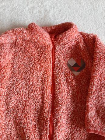 Продам тепленьку кофтинку на дівчинку ,розмір 86-92,фірма  lupilu