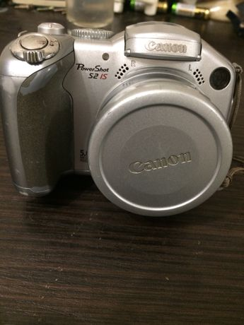 Продам фотоапарат кэнон полностью рабочи