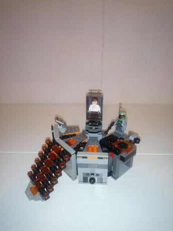 Lego Star Wars 75137 Carbon-Freezing Chamber *