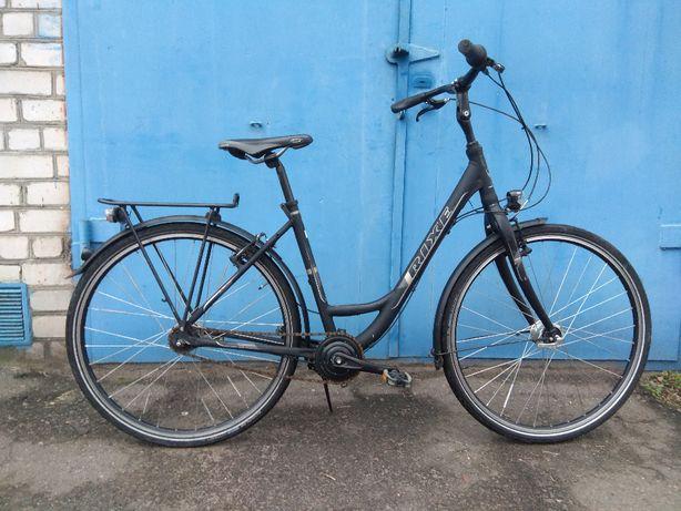 Велосипед женский RIXE из Германии колеса 28 планетарка 7 скоросте