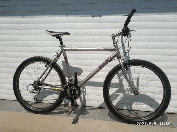 Велосипед горный алюм SCHAUFF 26 Shimano Deore XT Германия Гарантия