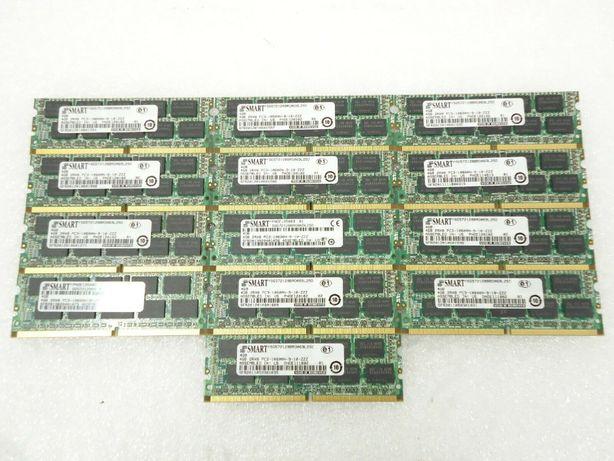 Оперативка (оперативная память-планка ) Smart DDR3 4GB 2Rx8 PC3-10600N