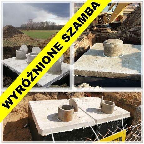 szambo z betonu i stali 100% szczelne Dostawa CAŁA POLSKA w 4-7 dni r