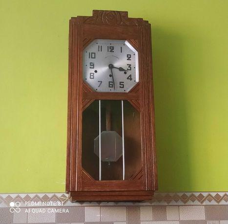 Zegar ścienny kwadransowy 8 strunowy marki Kienzle. Rezerwacja