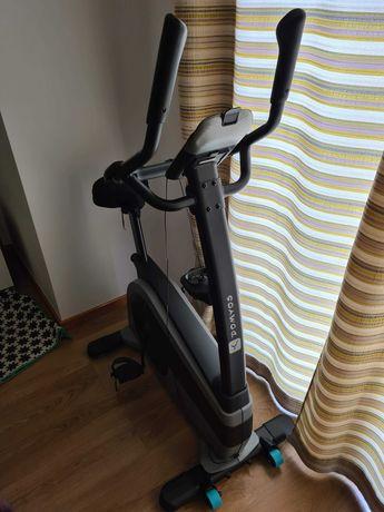 Bicicleta Estática Decathlon Domyos E ENERGY (topo de gama)