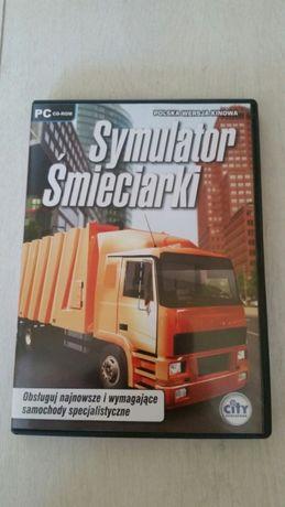 Symulator śmieciarki -gra na PC