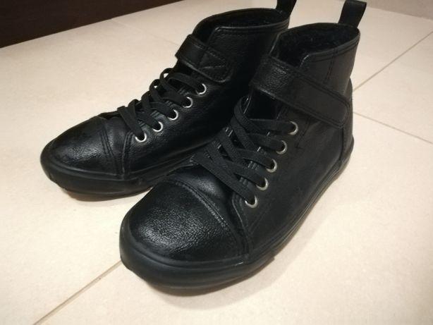 Buty tenisówki ocieplane dla chłopca r. 31