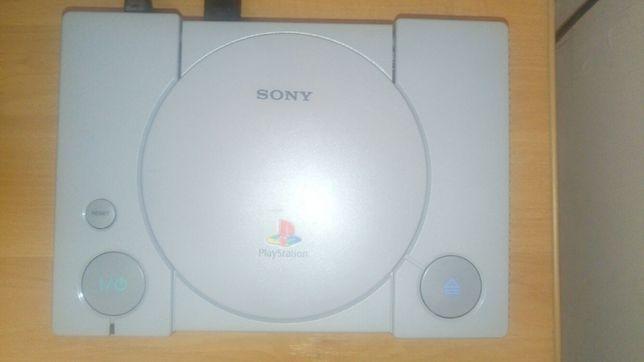 PlayStation 1 z 9 grami