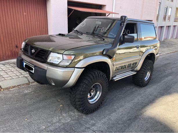 Nissan patrol gr y61 15BF-T 4.100