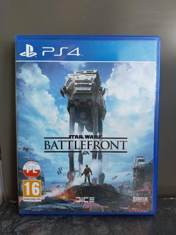 Battlefront PS4 PL stan idealny