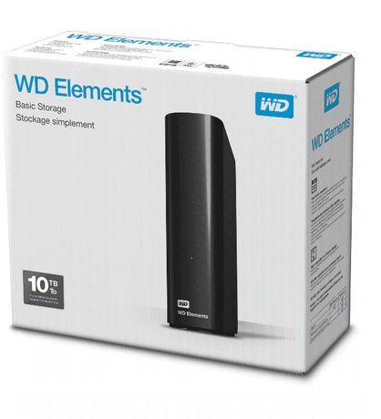 HDD 10 Tb przenośny usb 3.0 WD Western Digital pond 200 Mbit zapis/odc