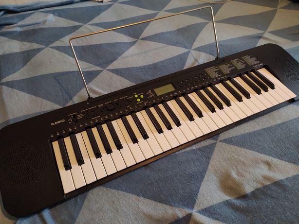 Keyboard casio ctk-240 (zasilacz GRATIS)