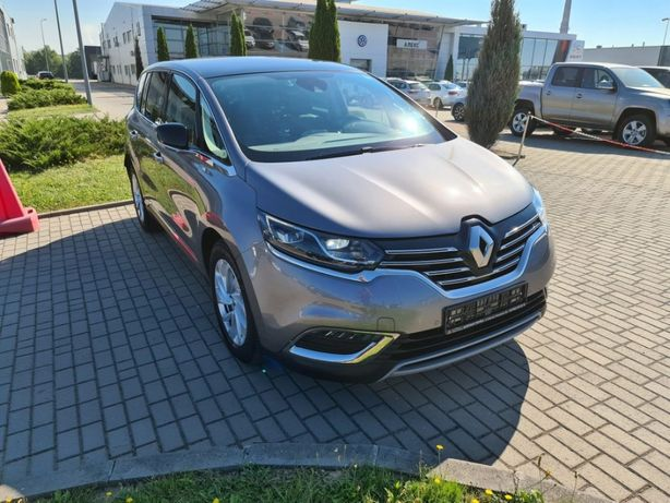 Renault Espace 1.6DCI 2015, Автомат, Парктроніки, Full Led