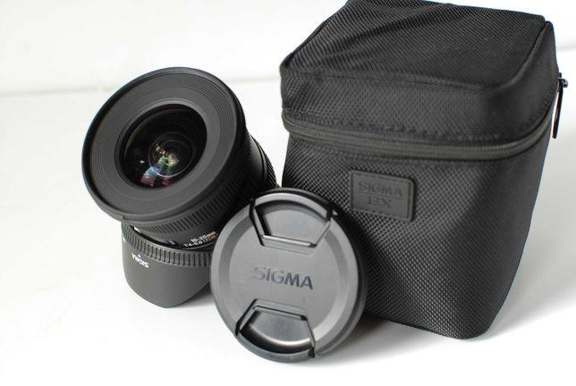 nikon nikkor Sigma 10-20mm 4-5.6 EX DC HSM