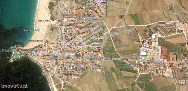 Terreno urbano perto Praia da Consolação, Peniche
