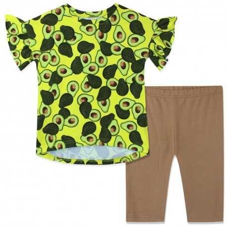 Костюм для девочки, футболка и шорты. Лето 2021.Различные модели.