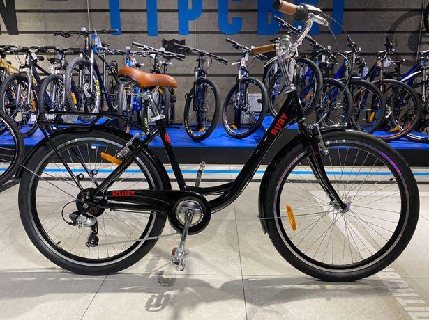 Новый городской велосипед DOROZHNIK RUBY в двух цветах
