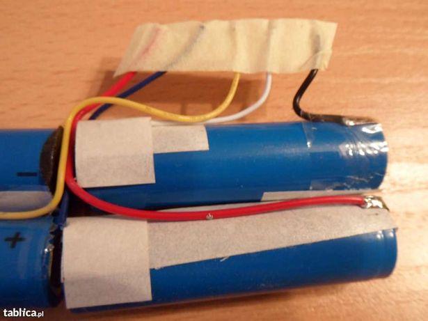 Ogniwa baterii laptopa typ 18650 , 3,6V , 2200mAh ,nowe.
